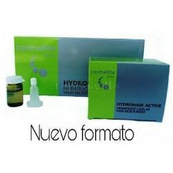 Regenerador Capilar HydroHair Active COSMELITTE 12 viales 7 ml.