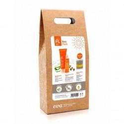 Pack Solar Champú + Aceite Protector + Mascarilla Eva Professional