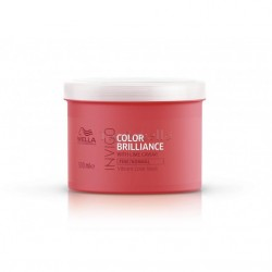 Mascarilla Color Brilliance Cabellos Finos/Normales Invigo 500ml Wella