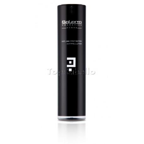 Crema Protección Antiedad Salerm Hombre 120 ml.