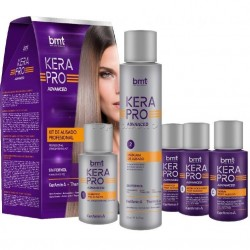 Kit Alisado Kerapro Advanced BMT Monodosis 1 aplicación