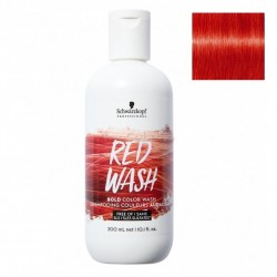 Champú de Color ROJO Schwarzkopf Bold Color Wash Red 300ml