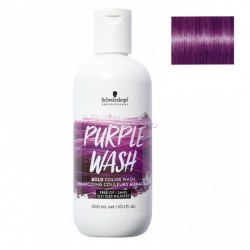 Champú de Color VIOLETA Schwarzkopf Bold Color Wash Purple 300ml