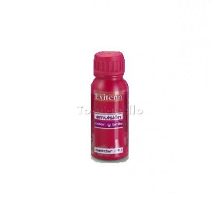 Emulsión Color y Brillo EXITENN 75 ml