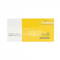 Tratamiento Anticaída Capilar A+B EXITENN 10 viales 10 ml