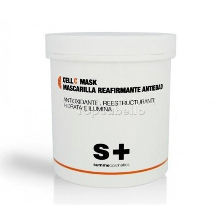 Mascarilla Reafirmante Antiedad CELL C Mask Summe Cosmetics 250ml