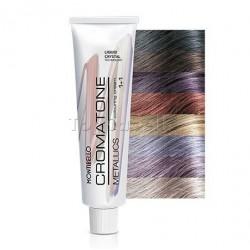 Tinte Cromatone METALLICS Montibello 60gr (8 tonos)