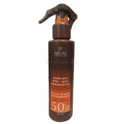 Protector Solar Spray Aceite Seco SPF50 ARUAL 200ml