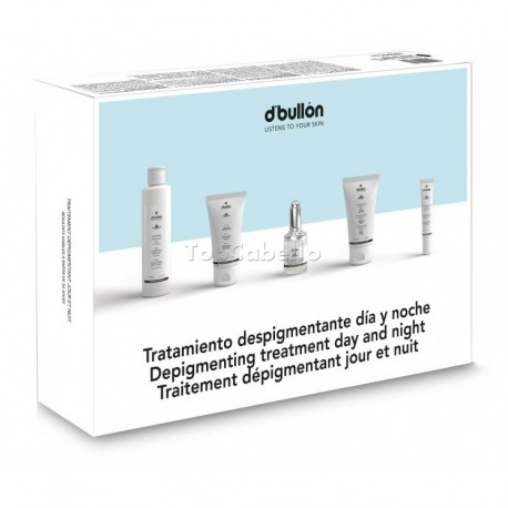 Kit Tratamiento Despigmentante D'Bullón
