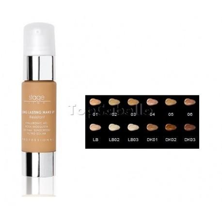 Maquillaje Larga Duración Long Lasting Make Up Stage Line