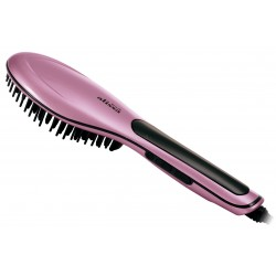 Cepillo Alisador MyHair ALISSA Brush by AGV - PINK METAL