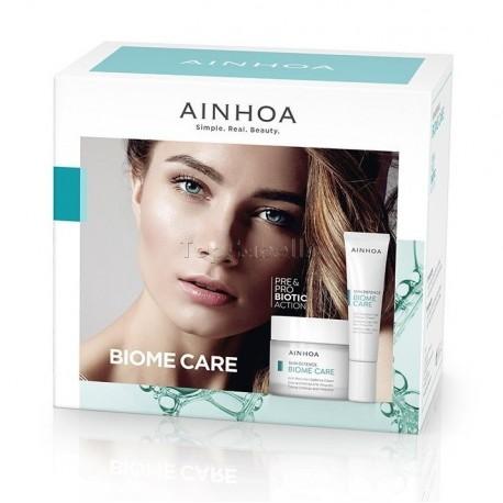 Pack BIOME CARE Defensa Anti-Polución Ainhoa (Crema + Contorno de ojos)