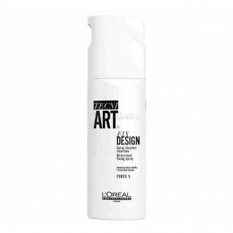 Laca Sin Gas Tecni.Art Fix Design LOREAL 200 ml