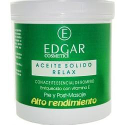 Aceite Sólido Relax para masaje EDGAR 1000ml