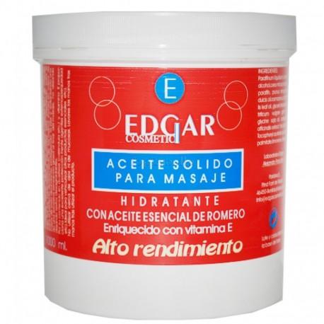 Aceite Solido Para Masaje Romero EDGAR 1000ml