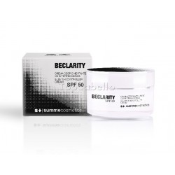 Crema Facial Blanqueante BECLARITY BLEMISH SPF50 Summe Cosmetics+ 50ml