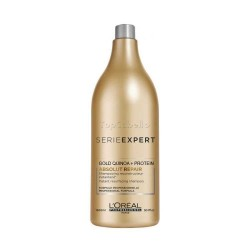 Champú Reconstructor instantáneo Absolut Repair GOLD QUINOA + PROTEIN Expert Loreal 1500ml