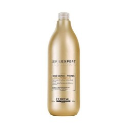 Acondicionador Absolut Repair GOLD QUINOA + PROTEIN Expert Loreal 1000ml