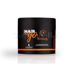 Pomada fibrosa de construcción Hair To Go BOOMERANG Lendan 100ml