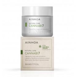 Crema Rica 7 Beneficios con Aceite de Cannabis CANNABI7 Ainhoa 50ml