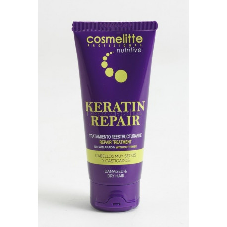 Keratin repair COSMELITTE 100 ml.