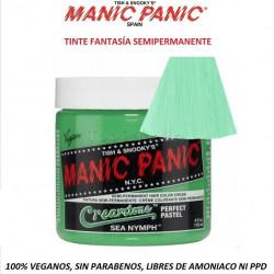 Tinte Fantasía Semipermanente MANIC PANIC Classic SEA NYMPH (sin parabenos, amonicaco ni PPD)