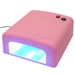 Lámpara Secado Uñas UV Bio Flash Giubra 36w Orchidea