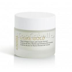 Crema con extracto de caviar LUXE GOLD Dia&Noche Ainhoa 50ml