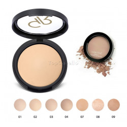 Maquillaje polvo Mineral Terracota Powder Golden Rose