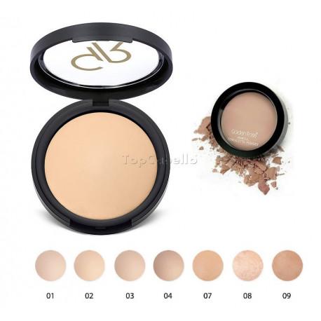 Maquillaje polvo Mineral Terracota Powder Golden Rose