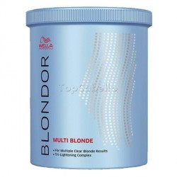 Wella Decoloración en Polvo Blondor Multi Powder 800gr.