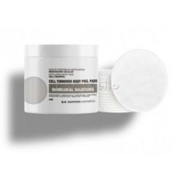 Discos Corporales Exfoliantes Renovación Celular Biomedical Solutions Summe Cosmetics (60 uds.)