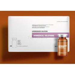 Tratamiento Anticelulítico - Complejo Liporeductor de Grasa Localizada LIPOREDUCER Solution 5x10ml SummeCosmetics