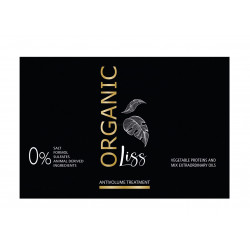 Tratamiento de alisado y antiencrespamiento ORGANIC LISS Voltage 100ml