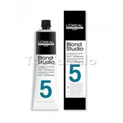 Crema decolorante Majimeches Blond Studio LOREAL 50 ml.