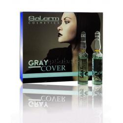 Cubre Canas Salerm Gray Cover 1 ampolla 5 ml.