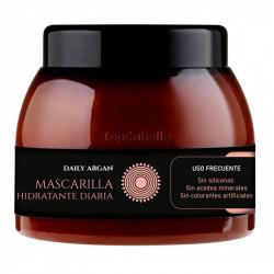 Mascarilla Vegana Diaria NATURCURE Argan 500ml