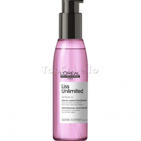 Serum Antiencrespamiento Expert Liss Unlimited Leave In LOREAL 125 ml