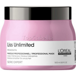 Macarilla Antiencrespamiento Expert Liss Unlimited LOREAL 500 ml