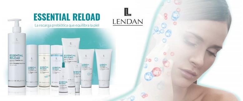 Essential Reload de LENDAN, la recarga prebiótica para tu piel