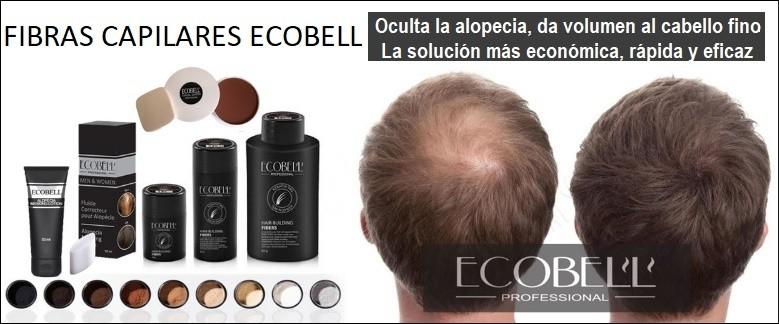 Fibras capilares Ecobell